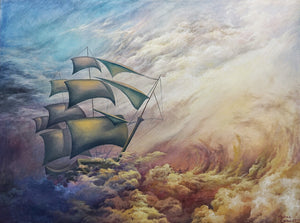 -Cloud Series - Ship