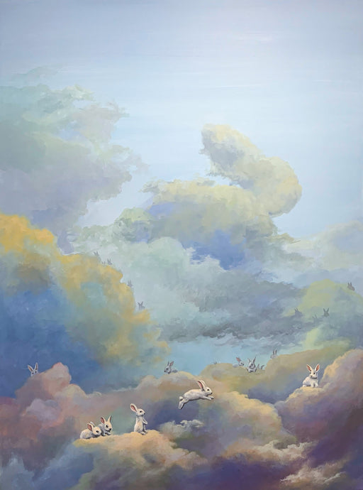 -Cloud Series - Bunnies