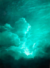 Load image into Gallery viewer, -Cloud Series - Phthalo Green