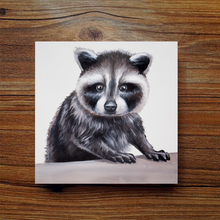 Load image into Gallery viewer, Mini Series - Raccoon