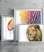 Load image into Gallery viewer, -Rainbow Lion