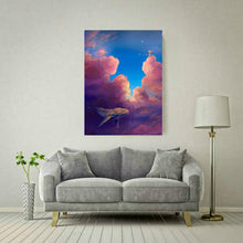 Load image into Gallery viewer, -Cloud Series - Whale