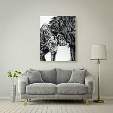 Load image into Gallery viewer, Animal Series- Lions