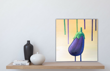 Load image into Gallery viewer, Mini Series--Eggplant