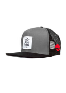 2T Flatbill Trucker Fit