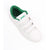Penn Sport USA Penn Mens Court Velcro Casual Trainer - White / Green - pennlifestyle.com