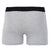 Penn 3 Pack Men's Stretch Boxer - White / Black / Grey