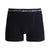 Penn Sport USA 'Franklin' Classic Logo Boxers 3 Pack in Black, White & Grey - pennlifestyle.com