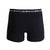 Penn Sport USA 'Franklin' Classic Logo Boxers 3 Pack in Black - pennlifestyle.com