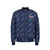 Penn Sport USA 'Friar' Bomber Jacket with All Over Logo Print - Navy - pennlifestyle.com