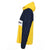 Penn Sport USA 'Erie' Logo Windrunner Jacket - Yellow/Navy - pennlifestyle.com