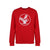 Penn Sport USA 'Nixon' Ball Graphic Sweatshirt - Red - pennlifestyle.com