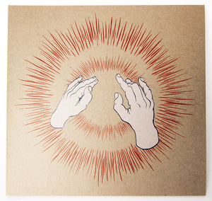 Load image into Gallery viewer, <b>Godspeed You! Black Emperor </b><br>Lift Your Skinny Fists Like Antennas To Heaven