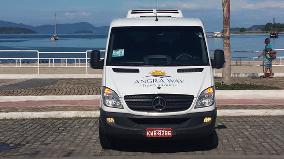Transfer Privativo Rio x Angra (Van)