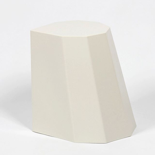 Martino Gamper Arnold Circus Stool in Ivory