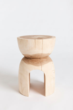 The Totem Tabouret