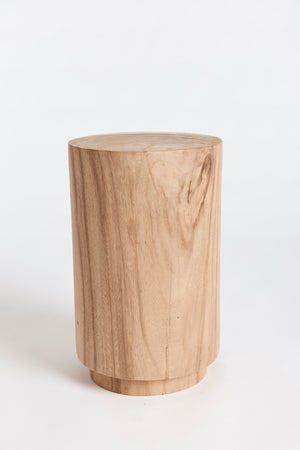 The Indent Circular Tabouret