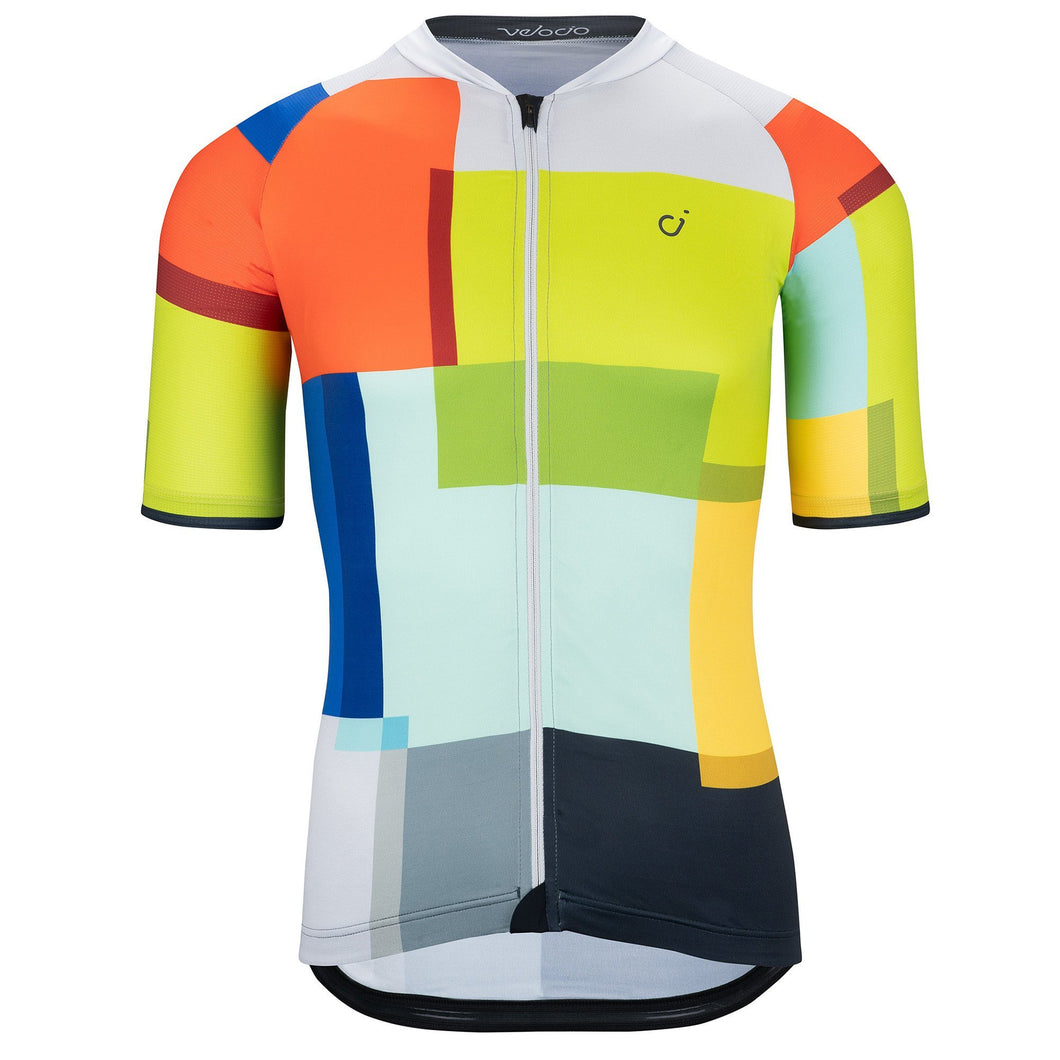 Velocio Men's Glass Tiles SE Jersey, 2019 - Cycle Closet