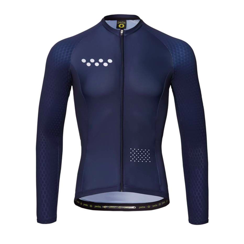 Pedla Men's CORE LunaHEX L/S Jersey, 2020 - Cycle Closet