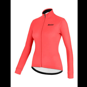 Santini Women's Colore LS Winter Jersey, 2020 - Cycle Closet