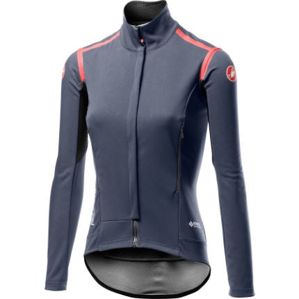 Castelli Women's Perfetto ROS LS Jacket, 2020 - Cycle Closet