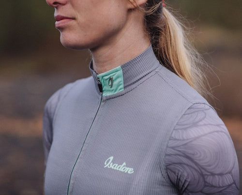 Isadore Women's Climbers Jersey, 2018-19 - Cycle Closet