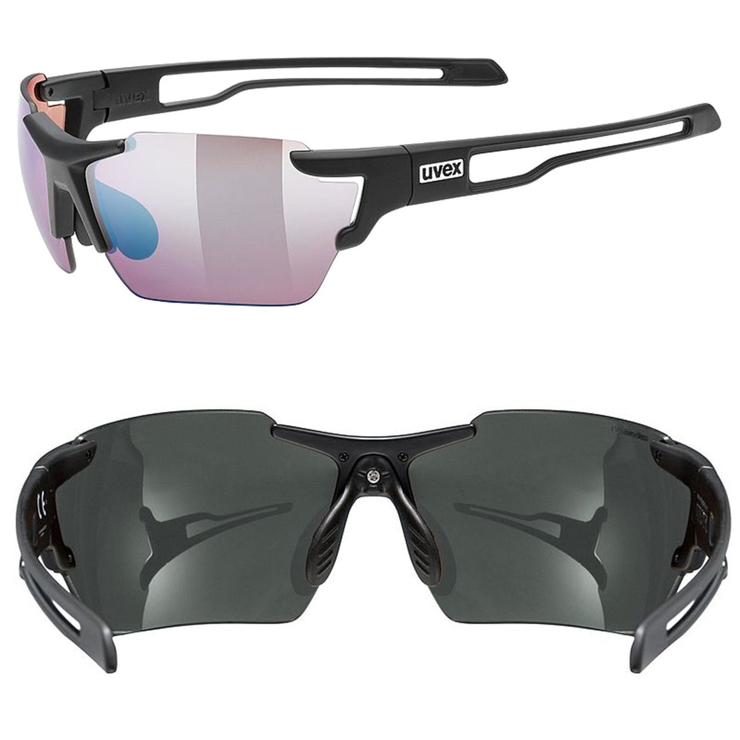 Uvex Sportstyle 803 CV Sunglasses, 2020 - Cycle Closet