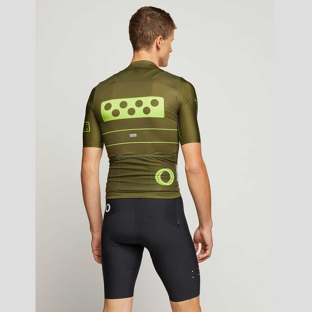 Pedla Men's HORIZON LunaLUXE Jersey, 2020 - Cycle Closet