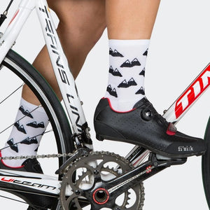 Ten Speed Hero Amelia Strong Mountain Socks - Cycle Closet