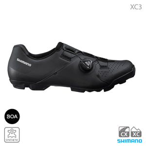Shimano Men's SH-XC300 MTB Shoes, 2020 - Cycle Closet