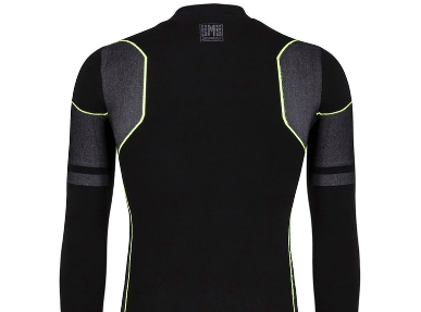 Santini Men's Cyber L/S Baselayer, 2020 - Cycle Closet