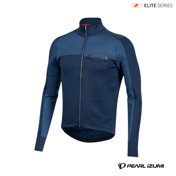 Pearl Izumi Men's Interval Thermal Jersey, 2020 - Cycle Closet