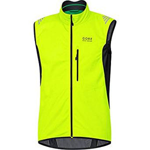 Gore Windstopper Soft Shell Vest - Cycle Closet