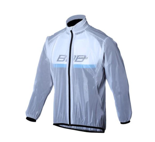 BBB Men's Clear Stormshield Jacket, 2020 - Cycle Closet