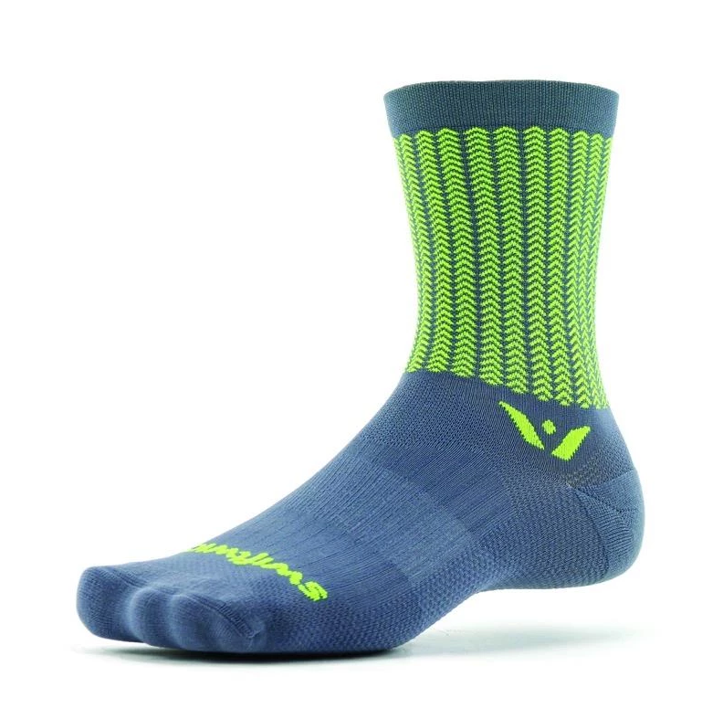 Swiftwick Vision Five Aero Sock, 2019 - Cycle Closet