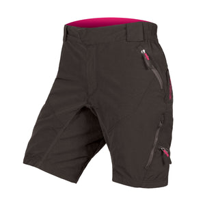 Endura Women's Hummvee II Short (with Liner) - Cycle Closet