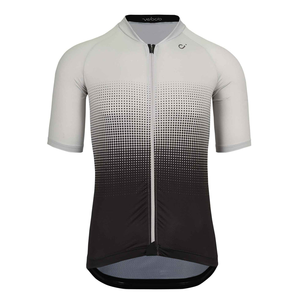 Velocio Men's Halftone Utralight Jersey, 2020 - Cycle Closet