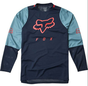 Fox Youth Defend LS Jersey, 2020 - Cycle Closet
