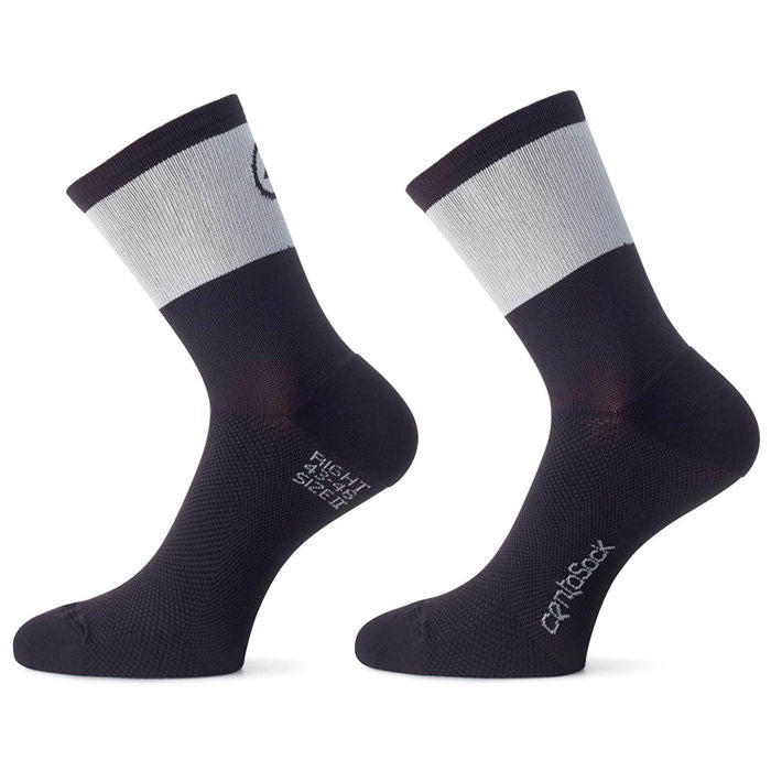 Assos Cento Evo8 Socks, 2019-20 - Cycle Closet