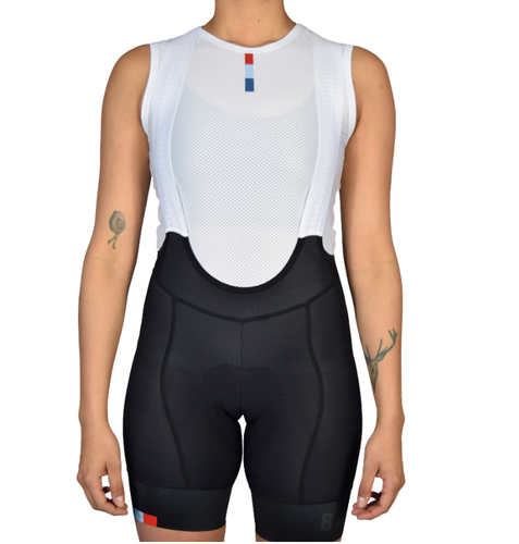 Brooklyn Project Women's Classic Pro Bibshorts, 2019 - Cycle Closet