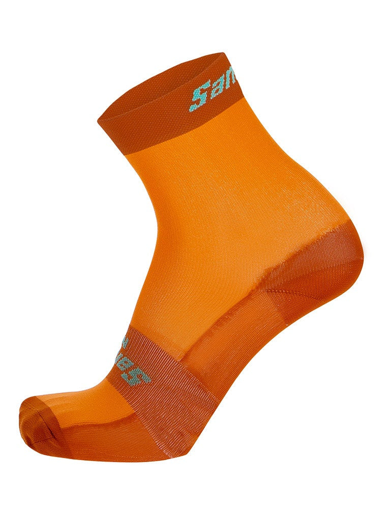 Santini Luce Medium Profile Sock 2020 - Cycle Closet