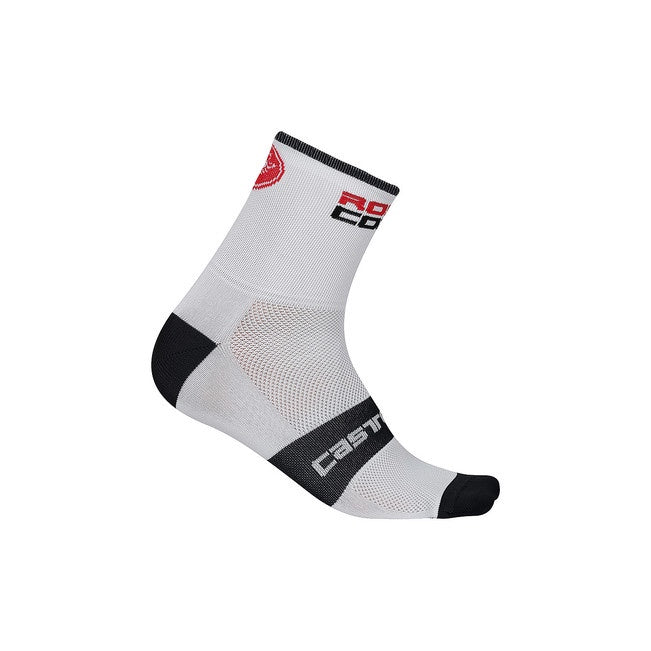 Castelli Rosso Corsa 6 Socks, 2020 - Cycle Closet