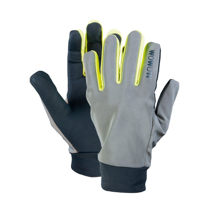 WOWOW Dark Gloves 2.0 / Reflective Strips - Cycle Closet