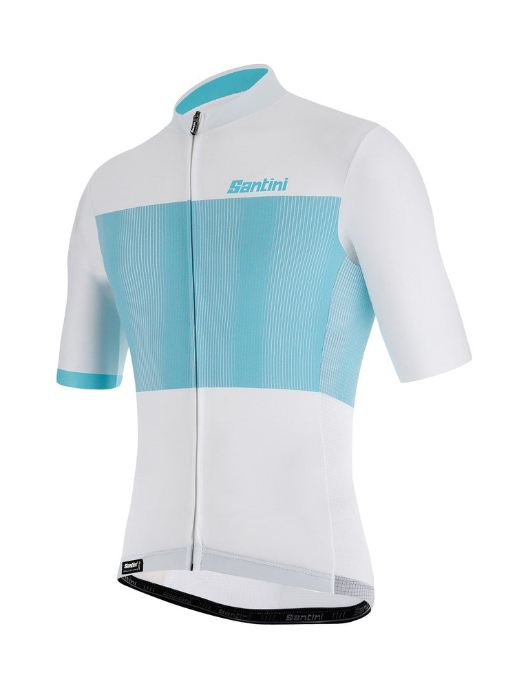 Santini Men's Tono Flusso Jersey, 2020 - Cycle Closet