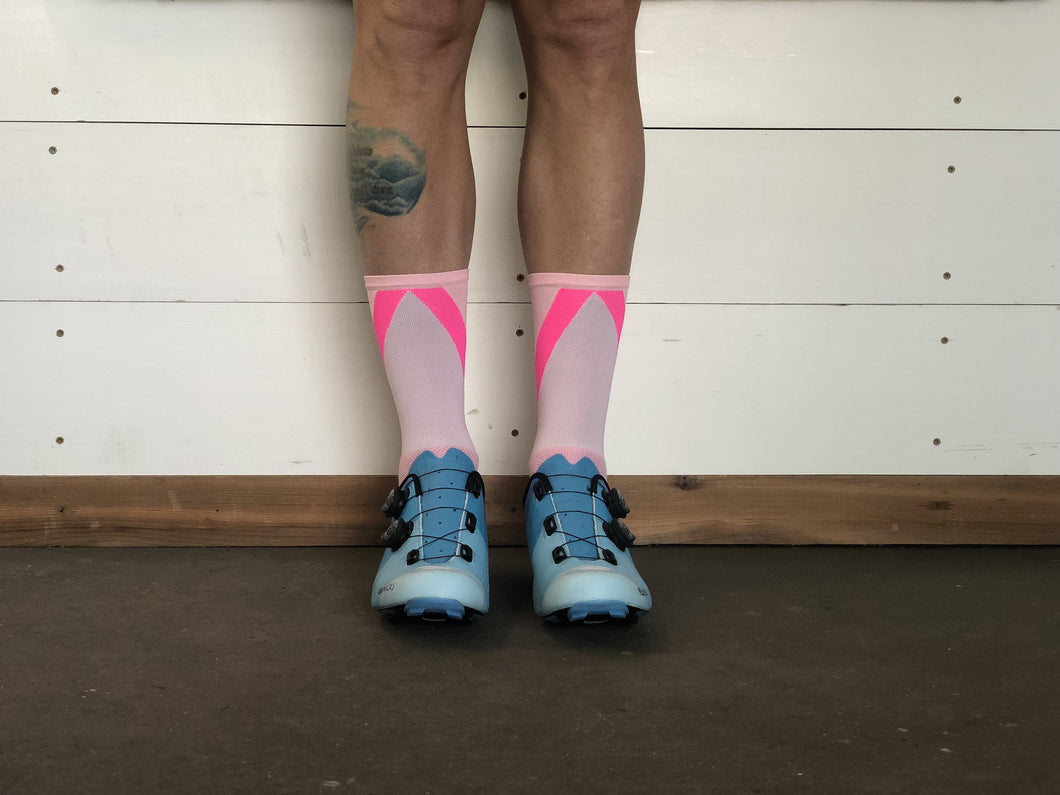 Ridge Supply The V Socks - Cycle Closet