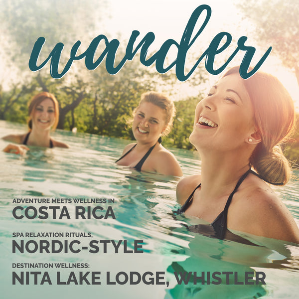 Wander Travel Feature