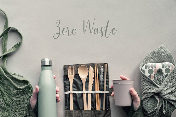8 Easy Zero Waste Swaps for a Less Wasteful Lifestyle | Well Earth Goods.com