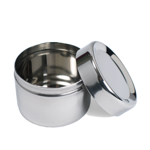 Small Steel Condiment Container | Well Earth Goods