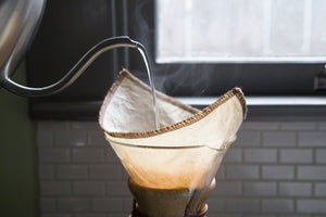 CoffeeSock Cotton Coffee Filter | Well Earth Goods