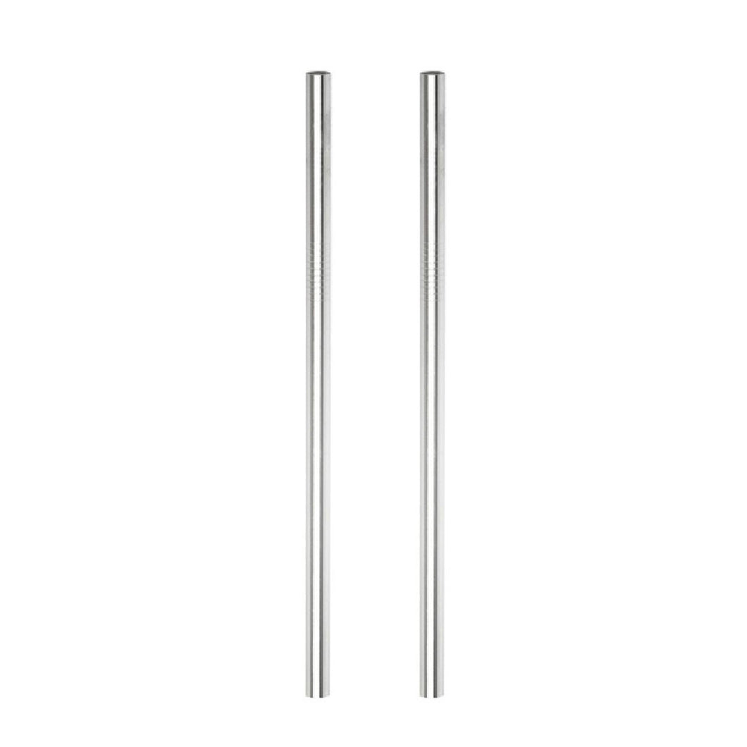 Stainless Steel Smoothie Straw - 8.5